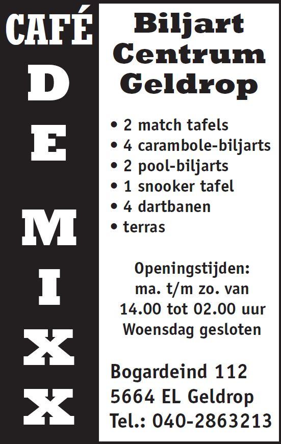 De-Mixx